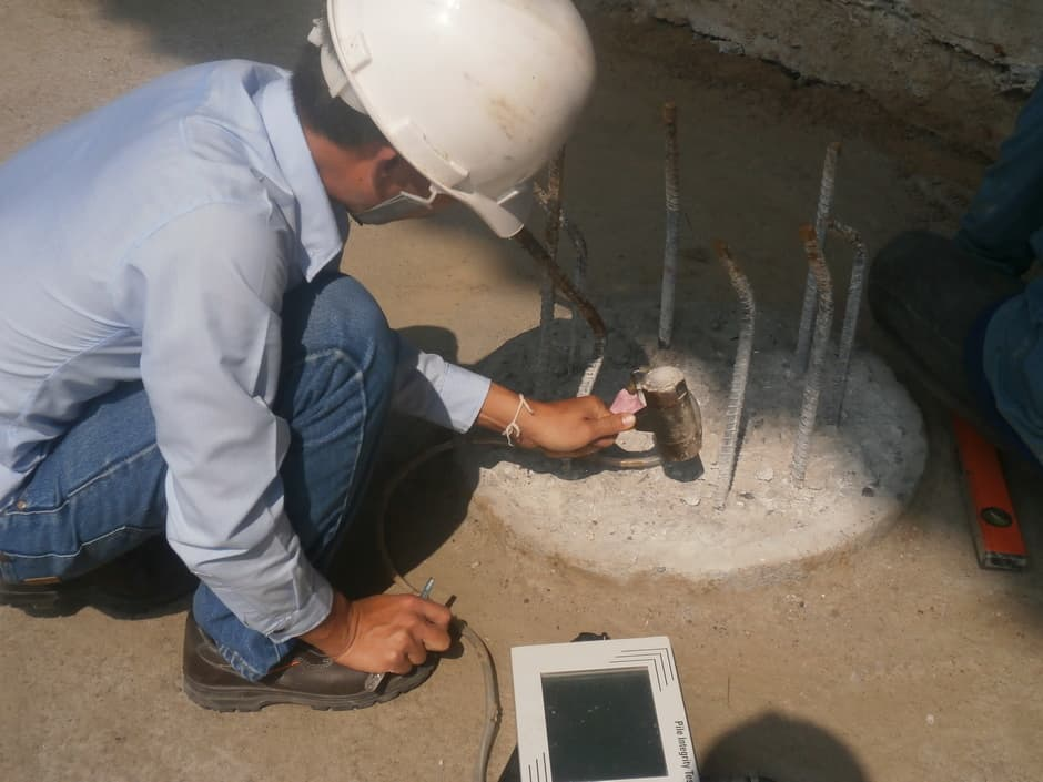 AGC-Seismic test