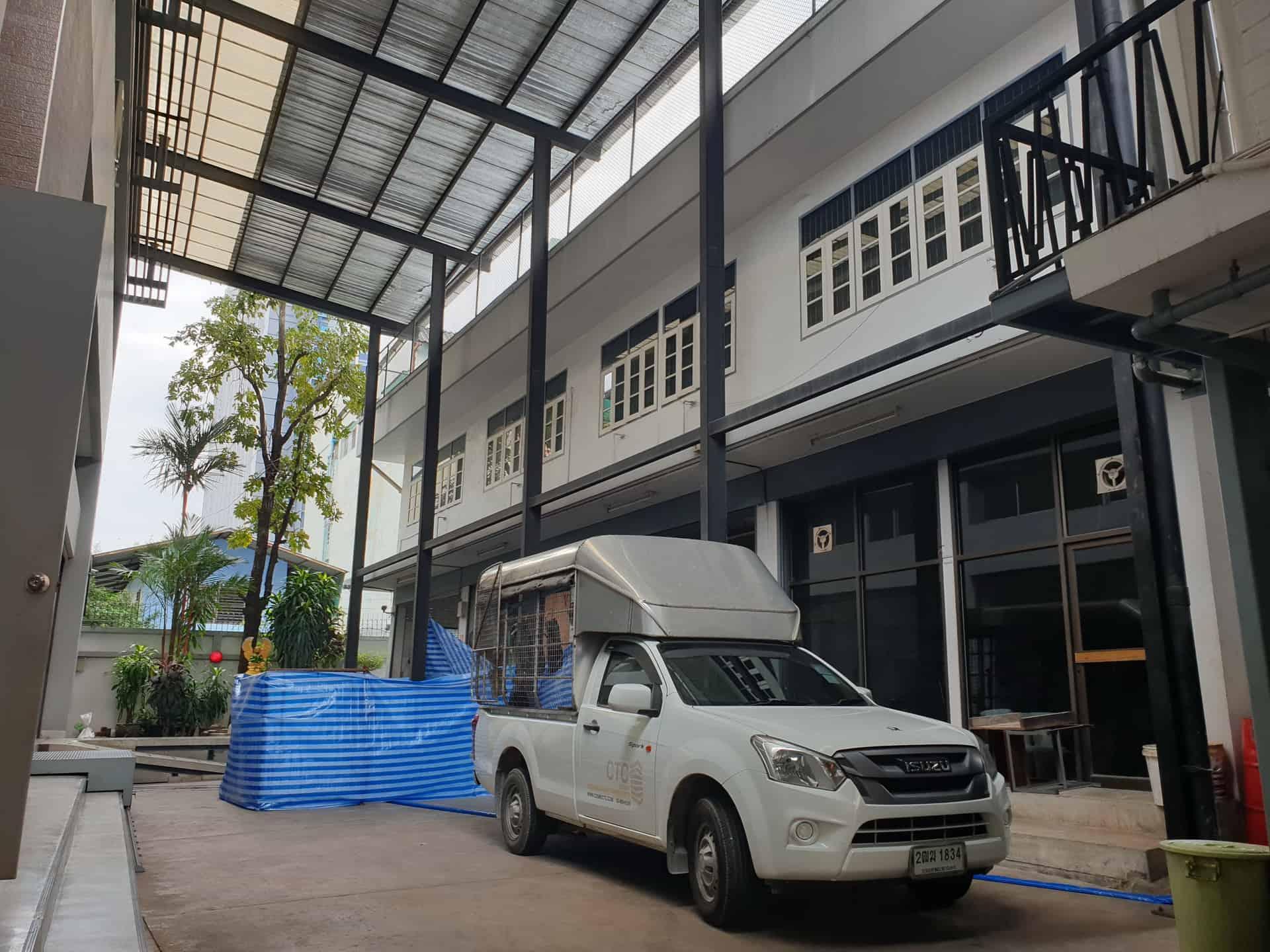 building test thairung